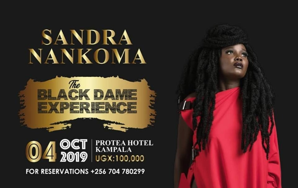 Sandra Nankoma: The Black Dame Experience