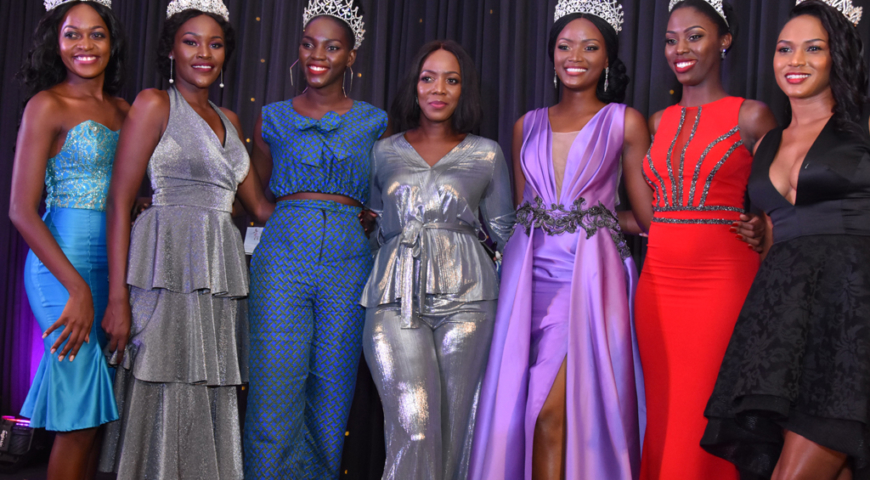 Miss Uganda unveils the 2019/2020 contestants