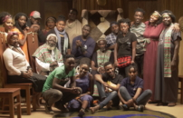 Ugandans at Talent Factory debut own films